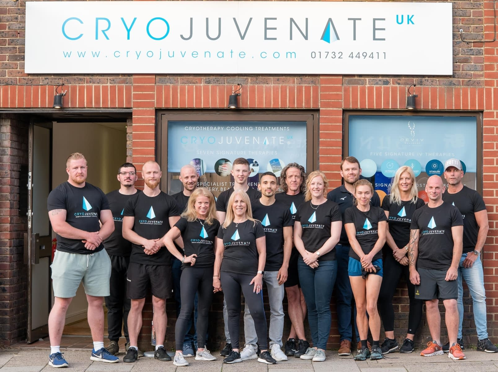 Cryotherapy in Sevenoaks